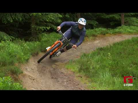 Tracy Moseley Reviews G-Form Pro-X Knee Pads