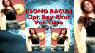 Cover images LISSA   KEONG RACUN