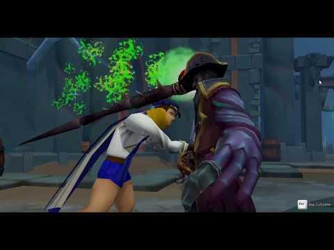 Runescape - Trippy Boss Fight! (Pirate Quest Series Finale)
