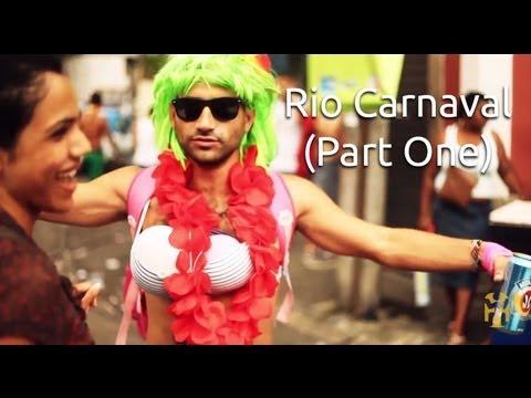Travel Brazil - Rio Carnaval - Part One (Film Scholarship Winners 2012)
