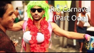 Travel Brazil – Rio Carnaval – Part One (Film Scholarship Winners 2012)