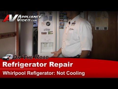 Whirlpool Refrigerator Repair Temperature Thermostat Co