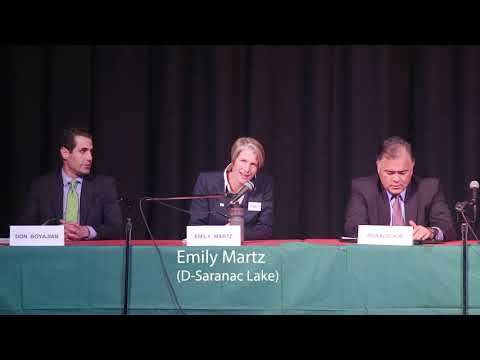 New York District 21 Candidate Forum 10_3_2017
