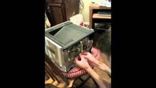 Fixing a HP LaserJet by baking the formatter board in oven.