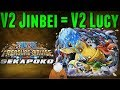 V2 Jinbei is a Top 10 Legend!  Batch Overview | One Piece Treasure Cruise