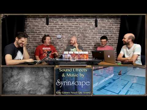 D&D Ghosts of Saltmarsh Actual Play s01e01