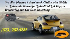 Car Locksmiths Phoenix AZ   (623) 282-4257 - Locksmith Phoenix
