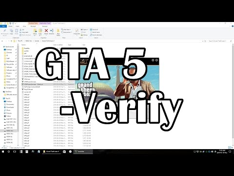 GTA5 - How to Repair and Fix your game installation  (NOT FOR STEAM