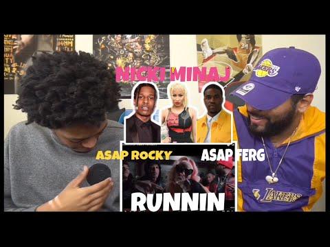 NICKI STILL GOT THE CROWN 👸🏼 A$AP Rocky, Nicki Minaj and A$AP Ferg Runnin | FVO Reaction