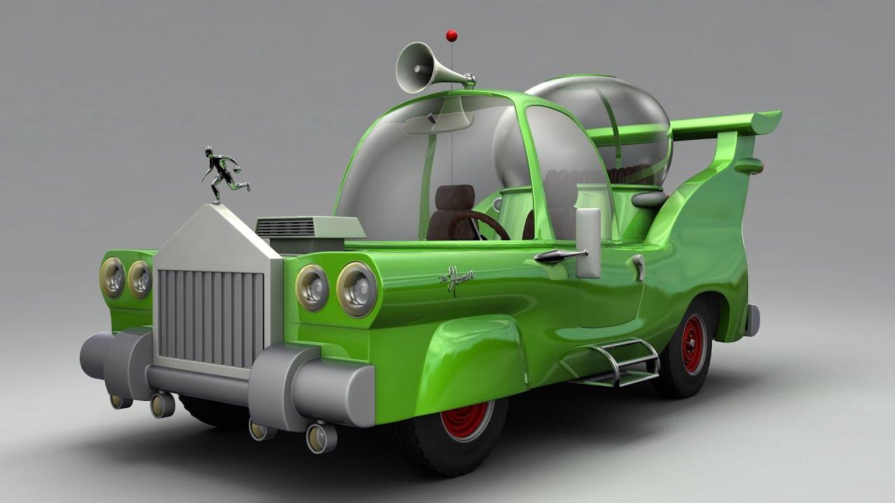 Homer Car: The Homer Car_ El Auto De Homero