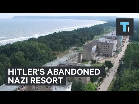 Hitler's Abandoned Nazi Resort