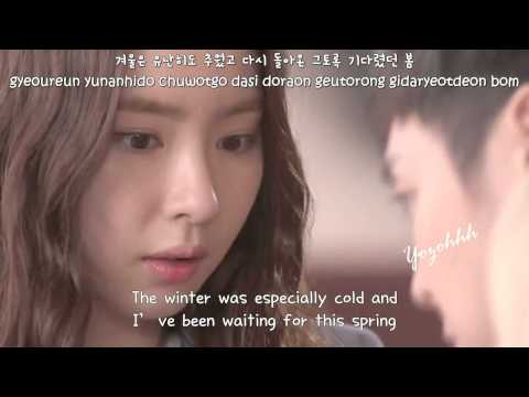 Loco &Yuju (GFRIEND) - Spring Is Gone By Chance FMV (Girl Who Sees Smell OST)[ENGSUB + Rom + Hangul]