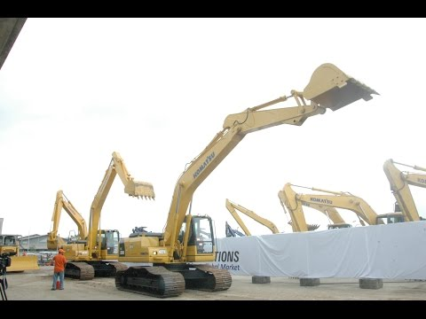 Jakarta Auctions - Parade Heavy Equipment