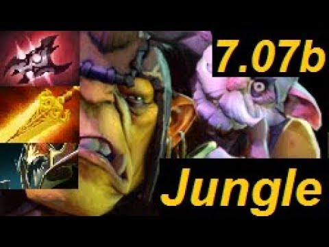 How To Jungle Alchemist In Patch 7 07b Dota 2 Guides Youtube