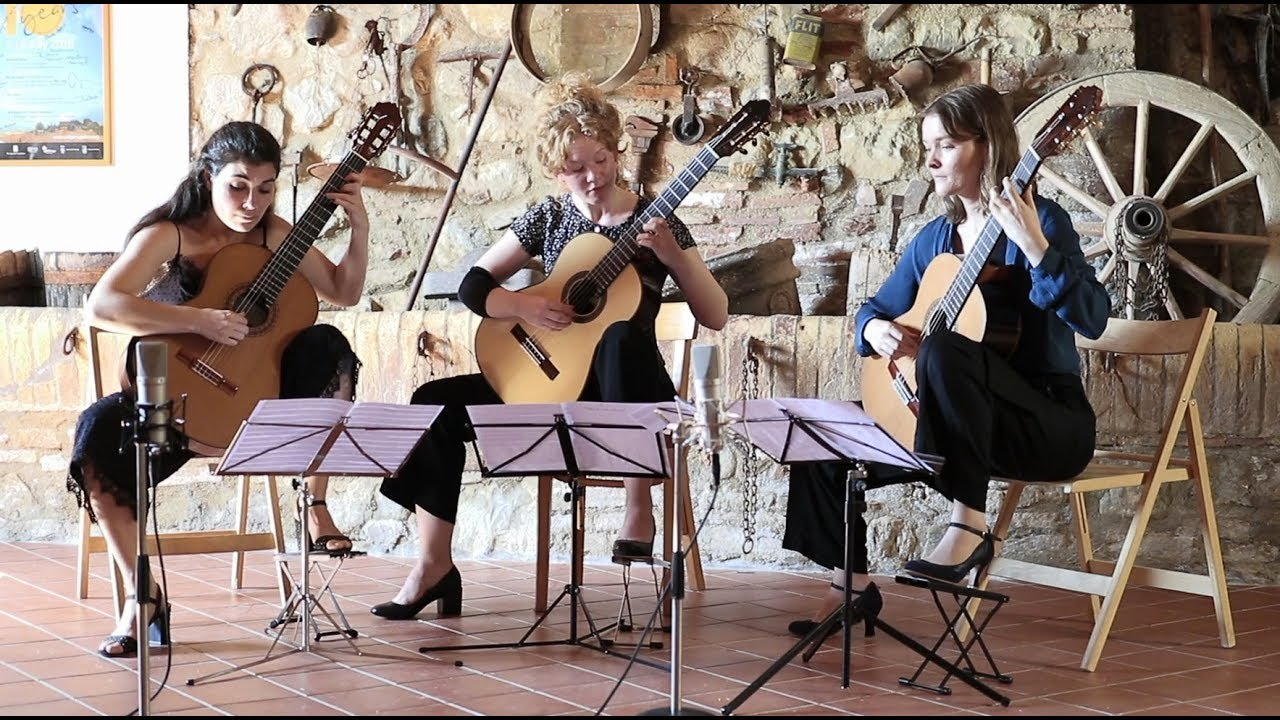 Trio Franor plays Francis Kleynjans