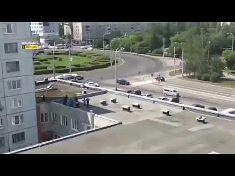 Кемерово, падение