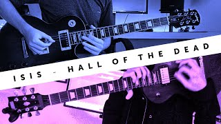 Isis - Hall of the Dead (ft. @Max Niessl) - Guitar Cover / Tabs / Isolated Guitar
