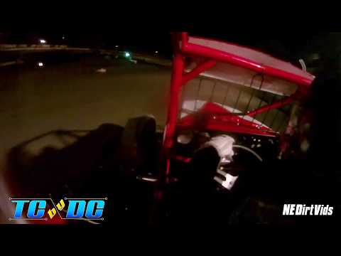 Dylan Cook In-Car | Wingless Sprint Car at Legion Speedway 9-15-2017