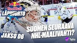 Suomen seuraava NHL-maalivahti?! Maalivahdin rooli - Red Bull Läpimurto - Jakso 6
