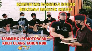MILAD KDB KE-7 BERSAMA MASTER DAOOD DEBU   FULL ACTIVITY