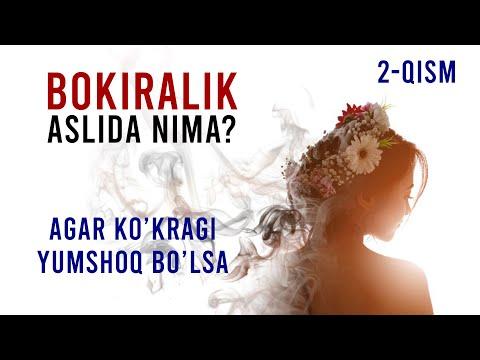 #227 BOKIRALIK HAQIDA, AGAR QIZNI KO'KRAGI YUMSHOQ BO'LSA