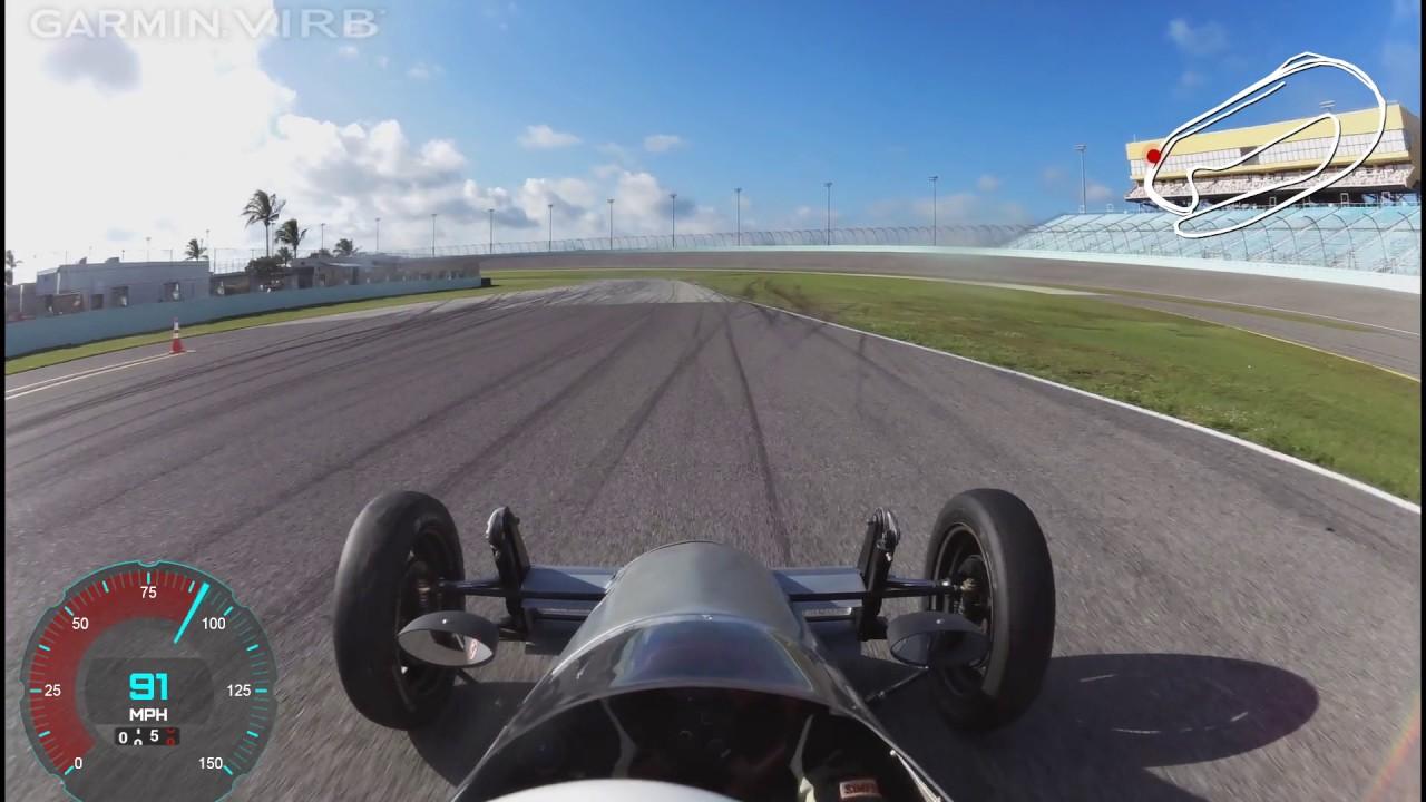 Formula Vee Homestead SCCA 2017 Majors Qualifying