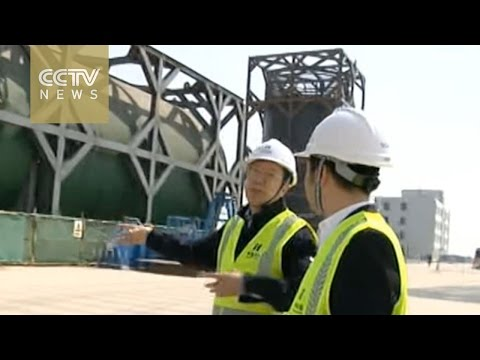 World's first Generation IV nuclear power plant