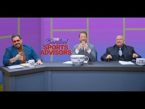 Barstool Sports Advisors — Week 8