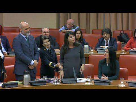 """Batet echa de la Diputación del Congreso a una diputada de Vox: """"No estamos en un circo"""""""