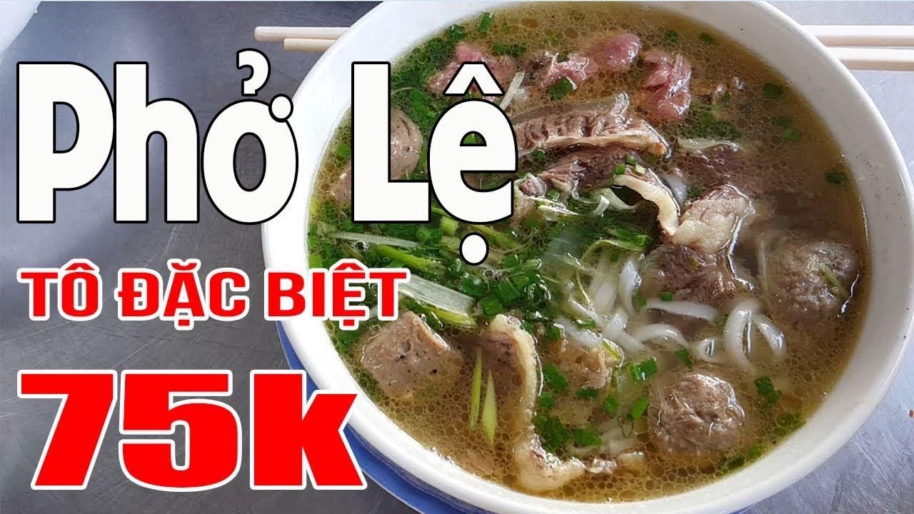 Phở Lệ Sài Gòn Chật Cứng Khách Ăn Ngày Đầu Năm Mới 2018 | Tiệm phở ...