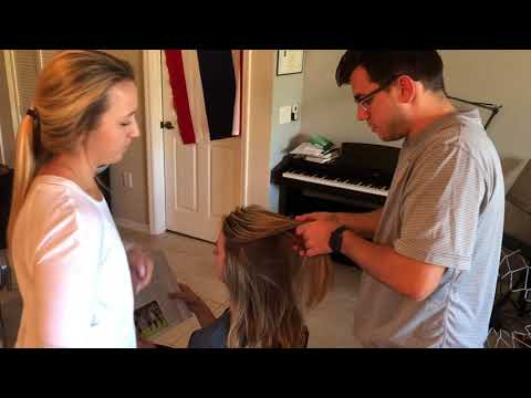 Teach and Learning Video: French Braiding