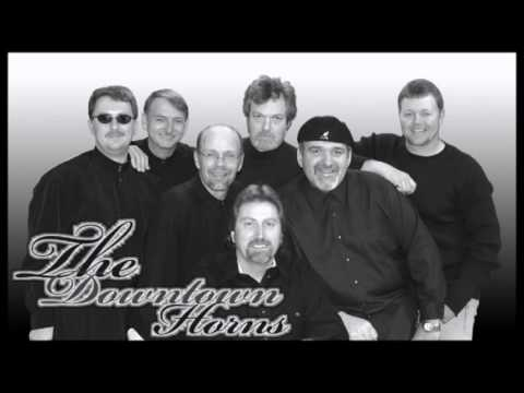 The DownTown Horns - a northeast Alabama rock-&-roll