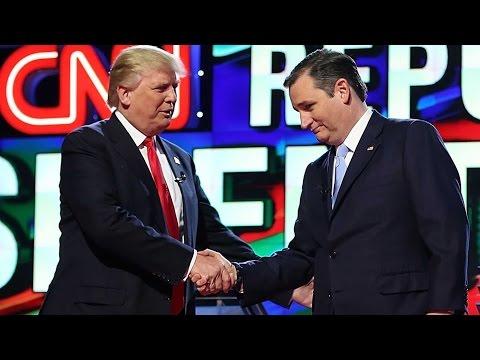 Ted Cruz endorsed Donald Trump for president