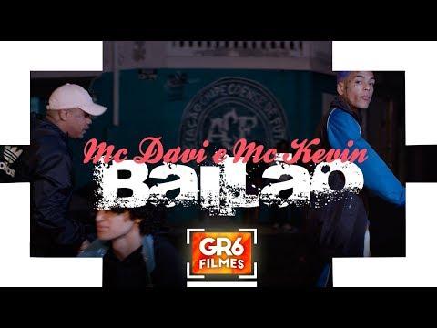 MC Davi e MC Kevin - Bailão (GR6 Filmes) Jorgin Deejhay letöltés