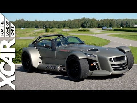 Donkervoort D8 GTO: The Lotus Seven you always wanted  - XCAR