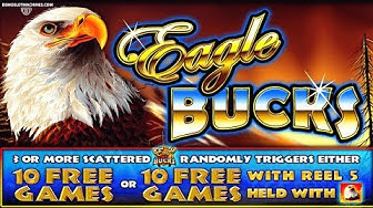 Eagle Bucks - Free Slot Machine