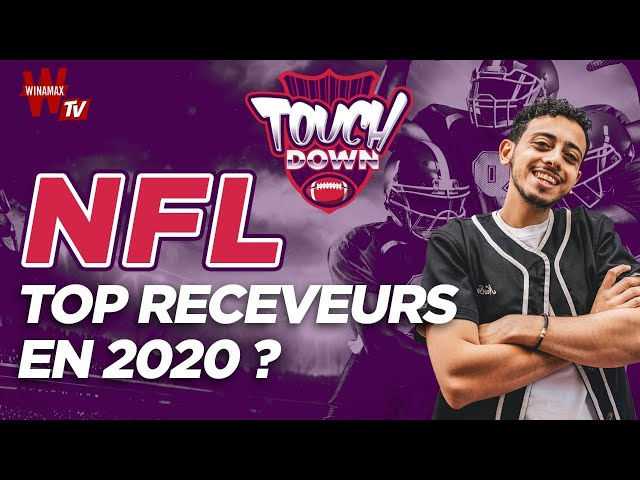 🏈 NFL - Top receveurs : Débrief Week 9 & preview Week 10 🔥 (football américain)