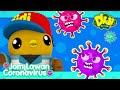 Lagu Jom Lawan Coronavirus | Didi & Friends Lagu Kanak-Kanak