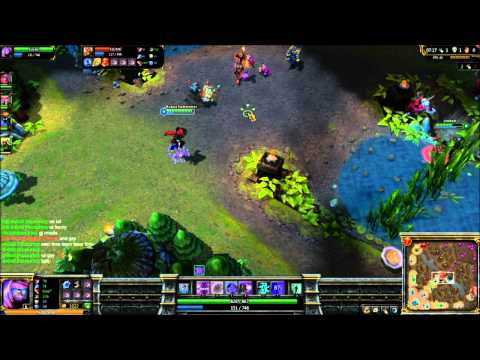 League of Legends Malzahar Game 2 part 1