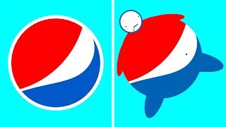 15 Logos You Just Understood Wrong