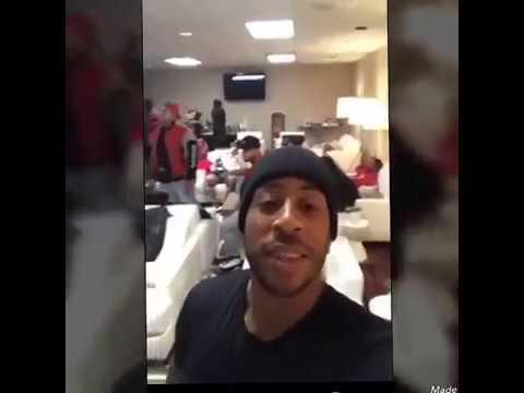 Rapper Ludacris & Rapper Bow Wow