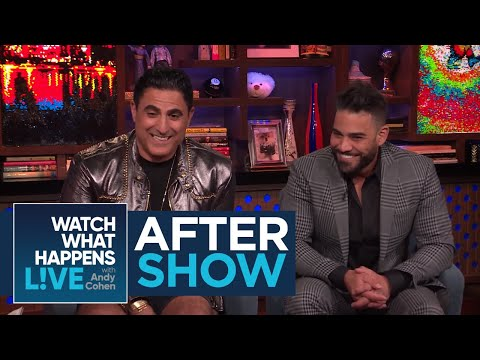 After : Reza Farahan And Mike Shouhed's Biggest Regrets  Shahs of Sunset  WWHL