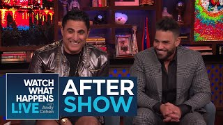 After Show: Reza Farahan And Mike Shouhed's Biggest Regrets | Shahs of Sunset | WWHL