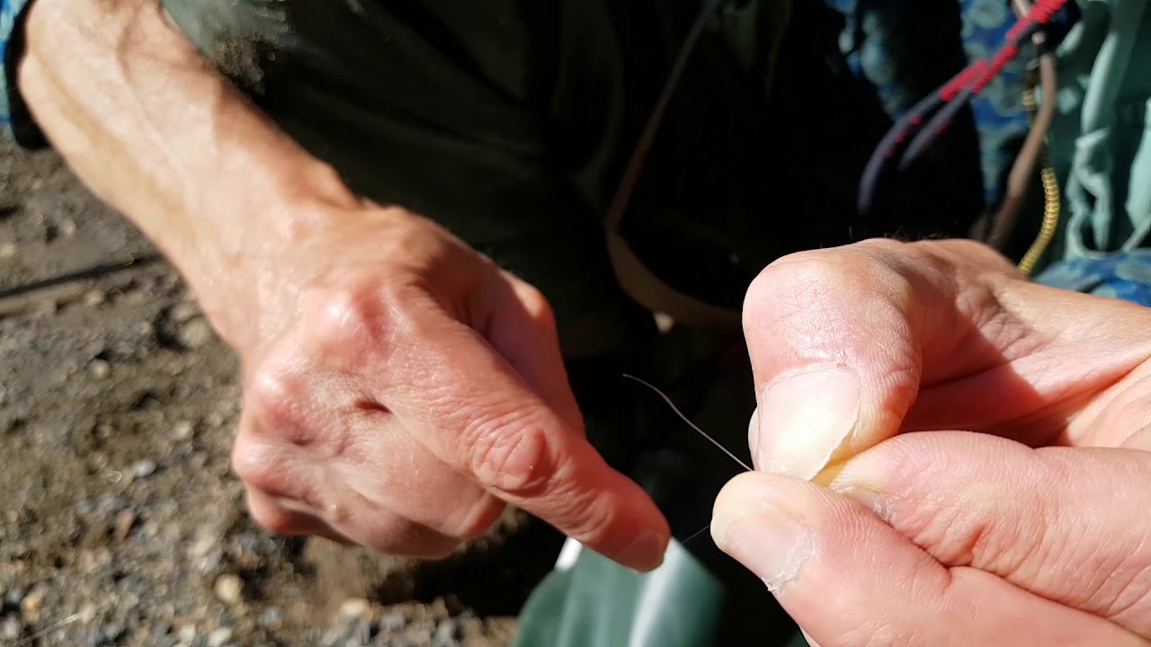 comment pecher la truite au vairon vivant