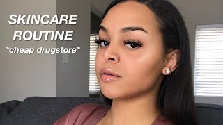 MY SKINCARE ROUTINE (CHEAP & EASY)