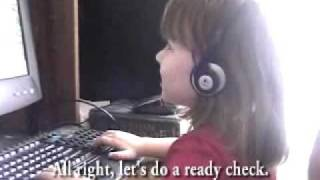 Repeat youtube video Five year old World of Warcraft Raid Leader