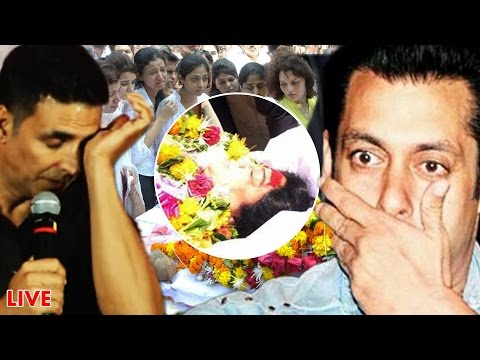 Salman's On Screen Mother Reema Lagoo Passes Away, Akshay's Emotional Tweet On Reema Lagoo's De@th