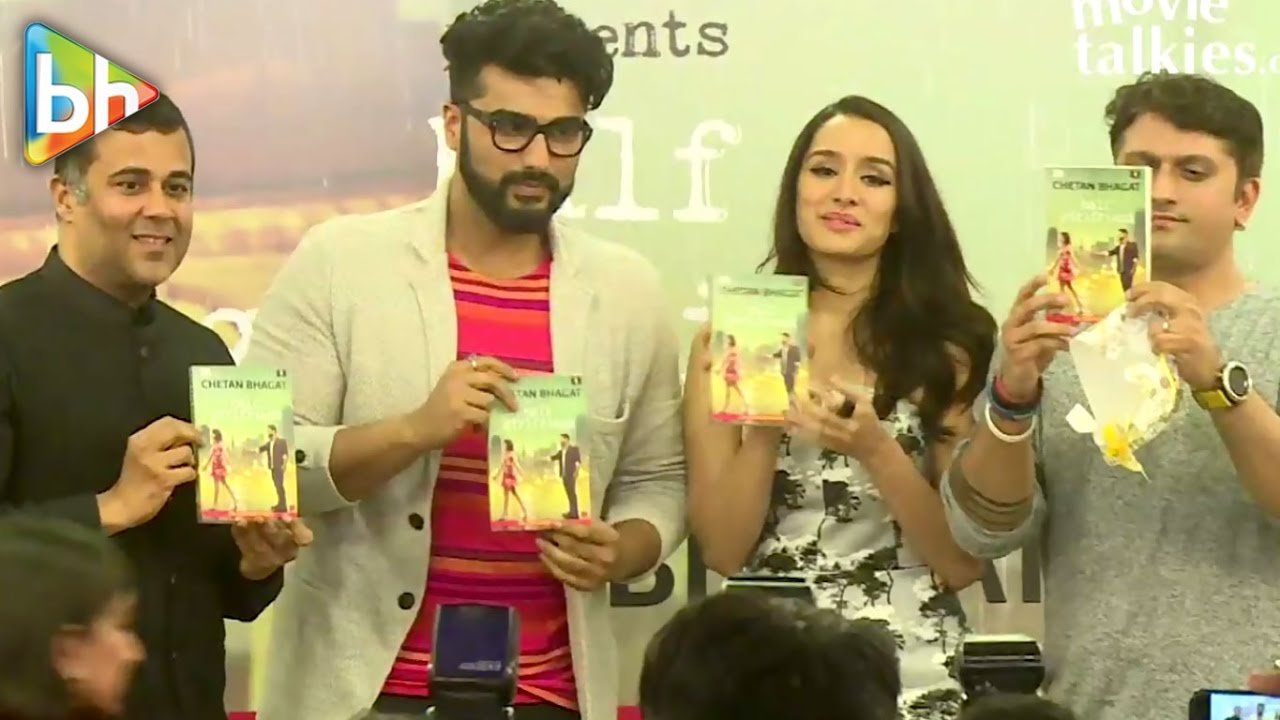 Arjun Kapoor  s Special Speech On Bhojpuri Language   Half     Arjun Kapoor  s Special Speech On Bhojpuri Language   Half Girlfriend    Book Launch