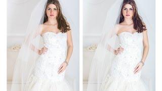 Bridal / Wedding Photoshoot Retouching Walkthrough/Tutorial - Joilite Bochum