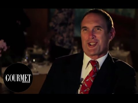 AA Gill interview | Gourmet Traveller